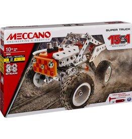 Meccano Camion 15 en 1
