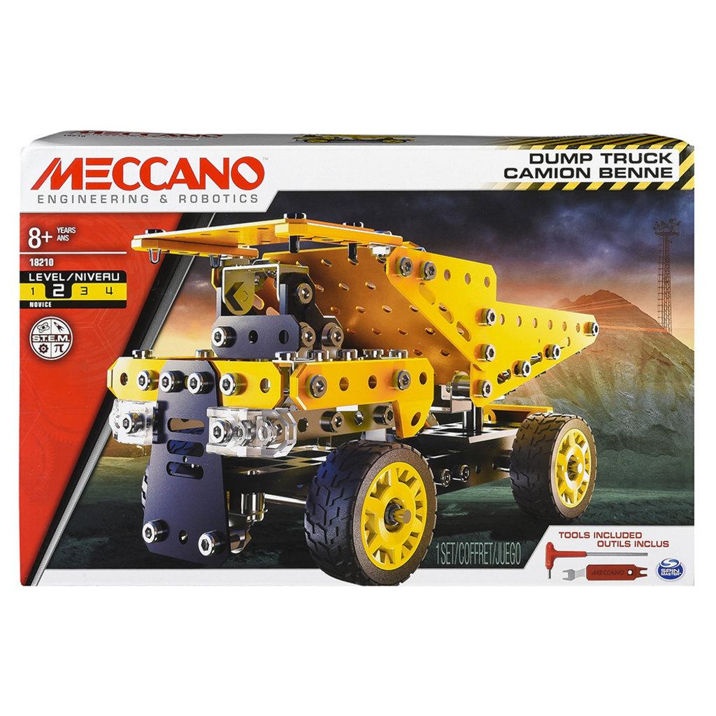 Meccano Camion benne