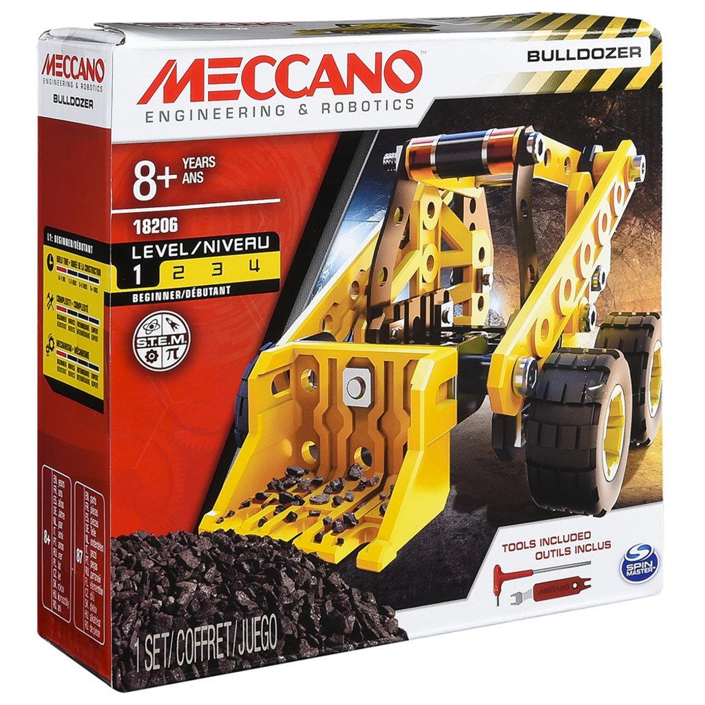 Meccano Bulldozer