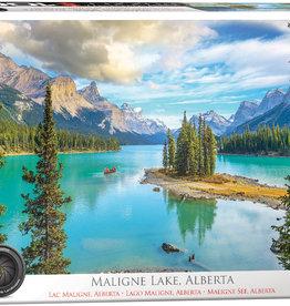 Eurographics Lac Maligne , Alberta 1000 pieces