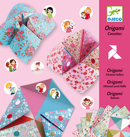 Djeco Origami  Cocottes à gages