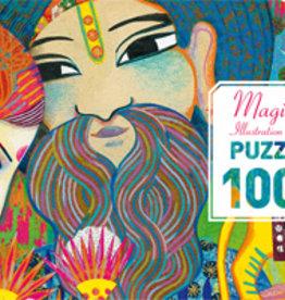 Djeco Magic India 1000 pièces