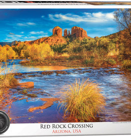 Eurographics Red Rock Crossing,  1000 pièces