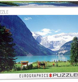 Eurographics Lake Louise Les Rocheuses canadiennes 1000 pièces