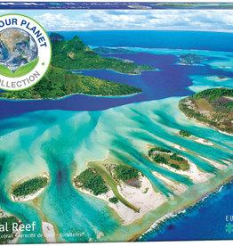 Eurographics Récif de corail-1000 pièces