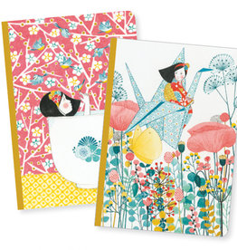 Djeco Lovely paper Petits carnets Misa
