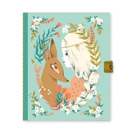 Djeco Lovely paper Carnet secret Lucille