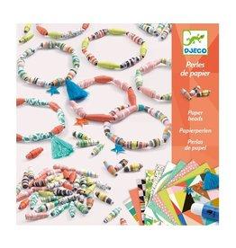 Djeco Papier créatif et Bracelets de printemps