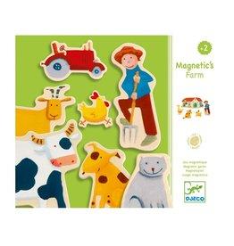 Djeco Magnetic's Farm