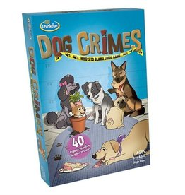 Think Fun Dog crimes (anglais)
