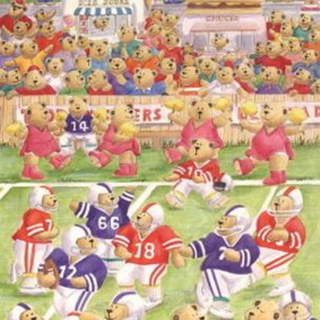 Ravensburger Ours de Football 35 pièces