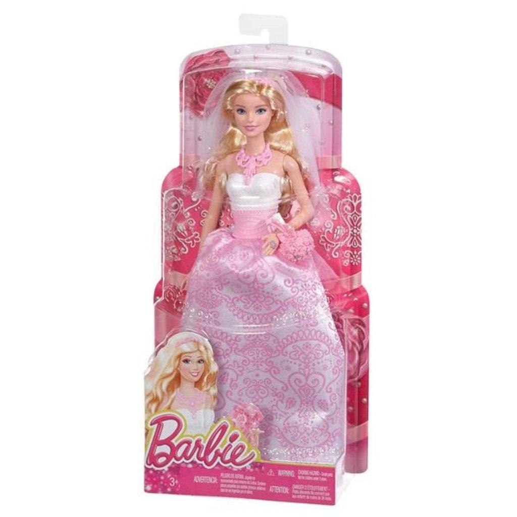 Mattel Barbie  mariée royale