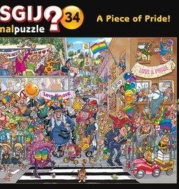Wasgij #34 Un morceau de fierté 1000 pièces