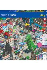 Heye Pixorama Berlin Quest 1000 pièces