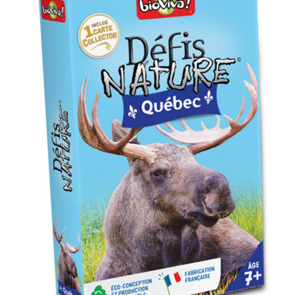 Bioviva Défis nature Quebec