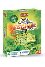 Bioviva Défis nature Escape opération camouflage