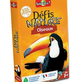 Bioviva Défis nature Oiseaux
