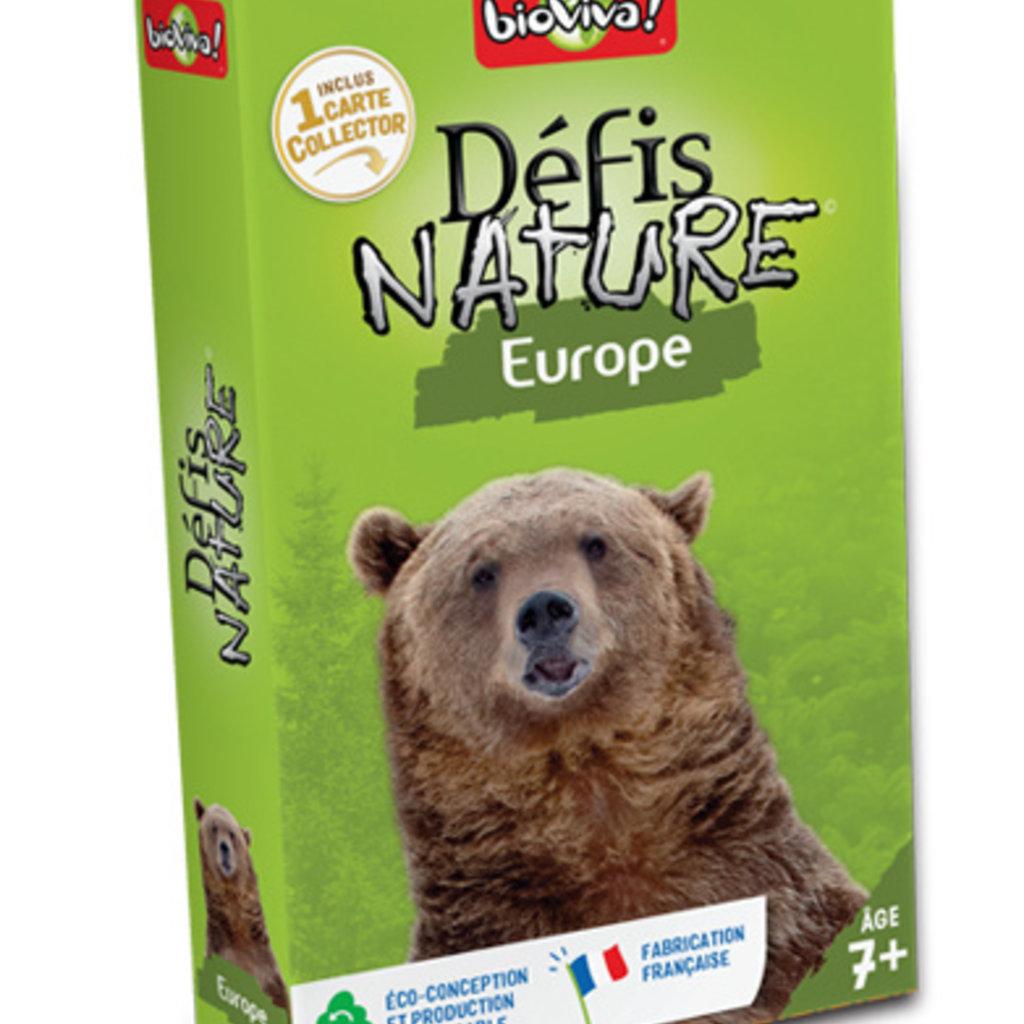 Bioviva Défis natuere Europ