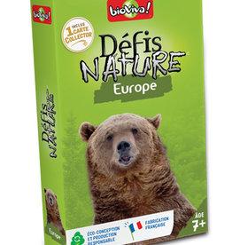 Bioviva Défis natuere Europe