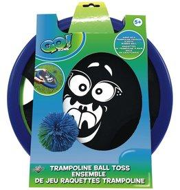 Danawares Go!ZOne Jeu de raquettes trampoline