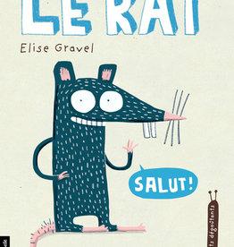 Courte echelle Les petits dégoûtants tome 4,  LE RAT