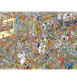 Jan van Haasteren Magasinage de noel 2 x 1000 pieces