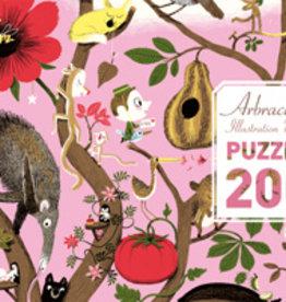 Djeco Puzzles Gallery   Arbracadabra   200 pièces