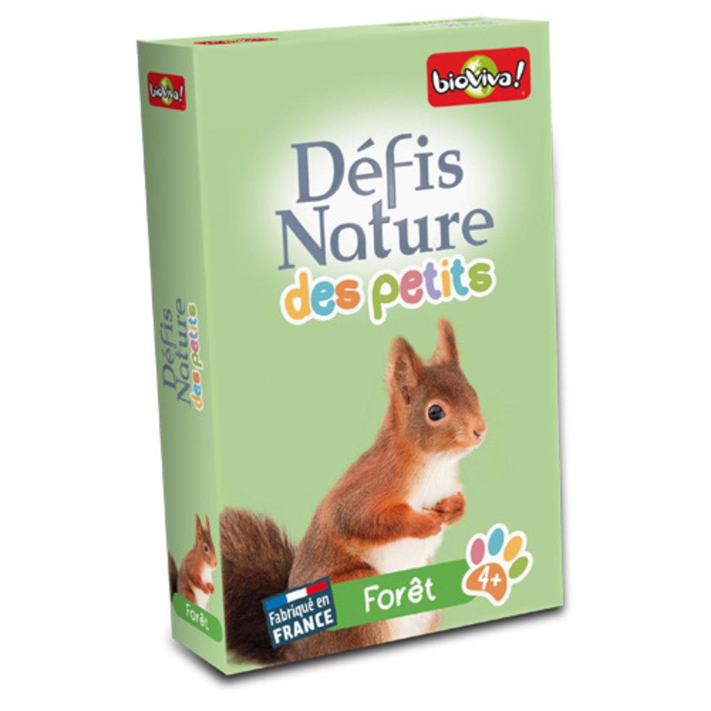 Bioviva Défis Nature des petits - Foret