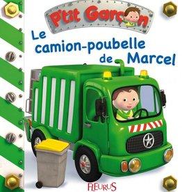 Fleurus Le Camion poubelle de Marcel