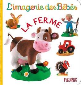 Fleurus L'imagerie des bébés: La ferme