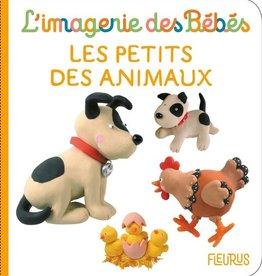 Fleurus L'imagerie des bébés : Les petits des animaux
