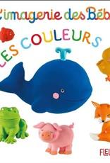 Fleurus L'imagerie des bébés : Les couleurs