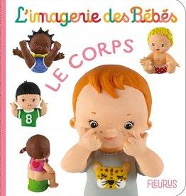 Fleurus L'imagerie des bébés : Le corps