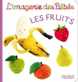 Fleurus L'imagerie des bébés :Les fruits