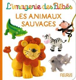 Fleurus L'imagerie des bébés : Les Animaux sauvages