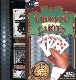 Spicebox Tours de cartes