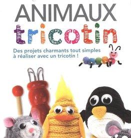 Spicebox Animaux tricotin : Des projets charmants tout simples à réaliser avec un tricotin!