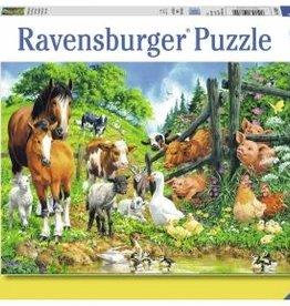 Ravensburger Réunion des animaux 100 pièces
