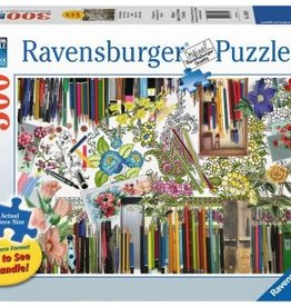 Ravensburger Atelier coloriage 300 xxl pcs*