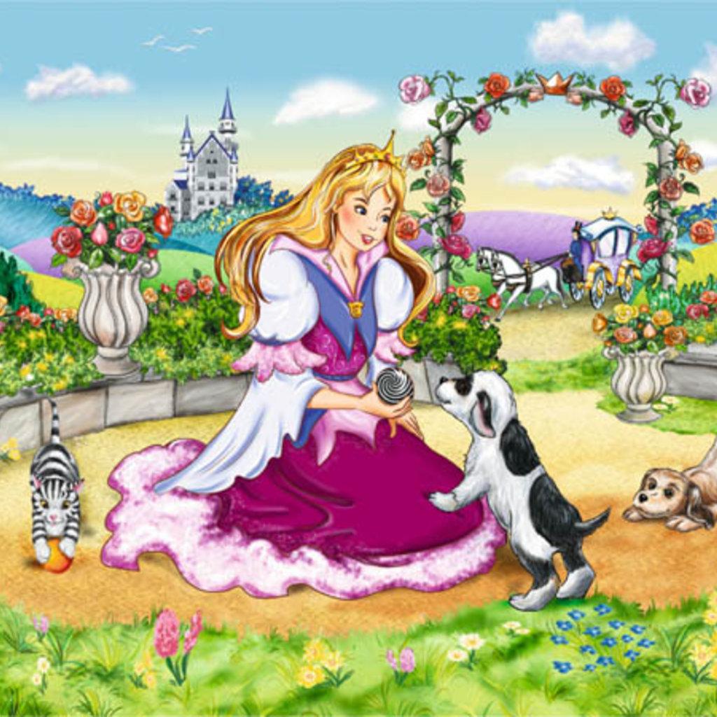 Ravensburger Petite Princesse  35 pièces*