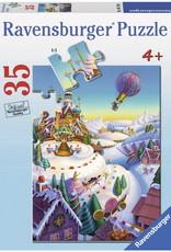 Ravensburger Pays des bonbons 35 pièces