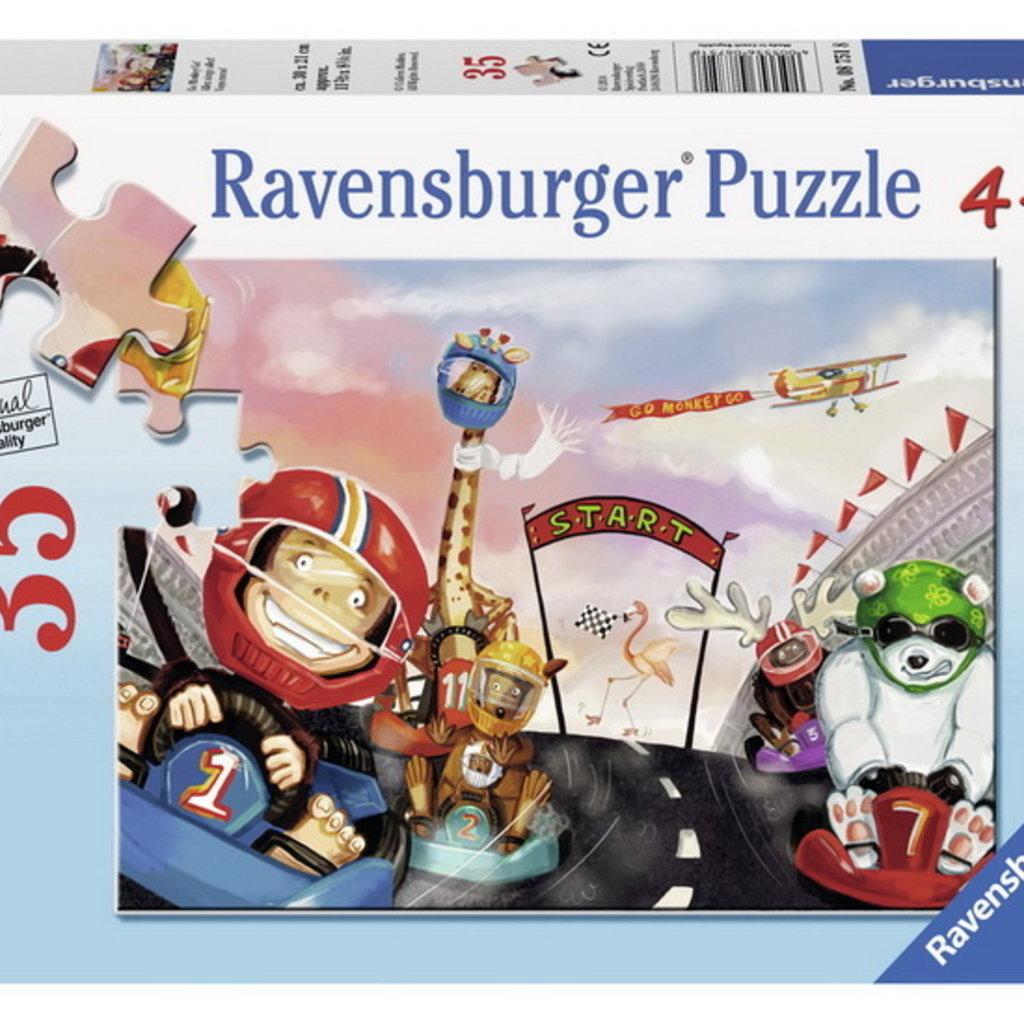 Ravensburger Allez,Singe ! 35 pièces