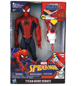 Hasbro Spider-Man-Titan Héro FX Power