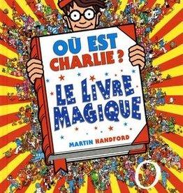 GRUND Où est Charlie ? - Le livre magique