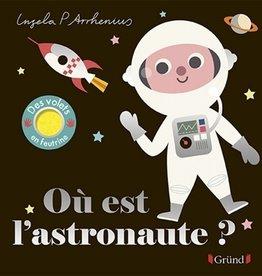 GRUND Où est l'astronaute ?(avec volets feutrines)