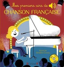GRUND Mes premiers airs de chanson française