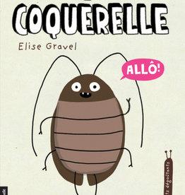 Courte echelle Les petits dégoûtants, tome 9  La coquerelle