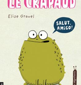 Courte echelle Les petits dégoûtants, tome 7  Le crapaud