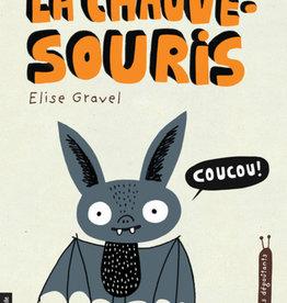 Courte echelle Les petits dégoûtants, tome 8  La chauve-souris