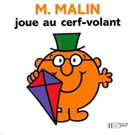 Hachette Monsieur Malin joue au cerf-volant
